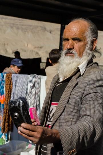 Afghanischer Star-Verkäufer
