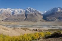 Wakhan Valley und Hindukush