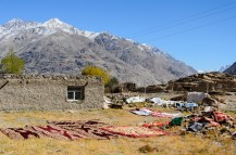 Wakhan Valley Waschtag
