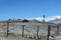 Posten der tadjikischen Grenzpolizei
