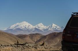 Muztagh Ata, 7.546m, China