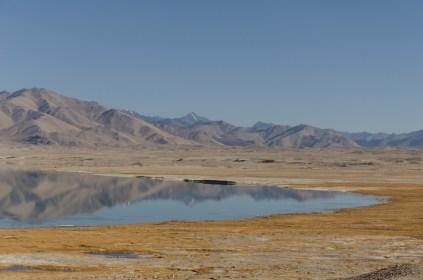 Sassyk Kul, Alichur Valley