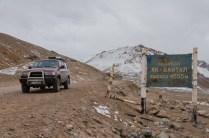 Ak Baital Pass, 4.655m