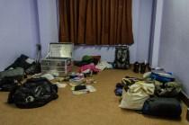 Packstress vor der Abreise
