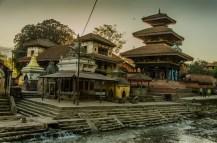 Tempel am Ghat, Panauti