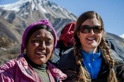 Tibetanerin, Lang Tang