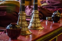 Dung Chen - Buddhistische Hörner