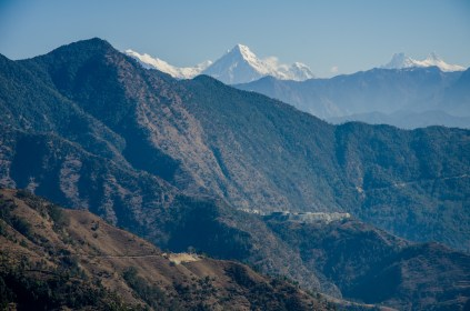 Healthpost, Ashram und Himalaya