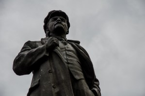 Lenin, still around