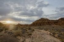 Abendstimmung am Canyon