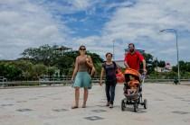 Spaziergang am Mekong