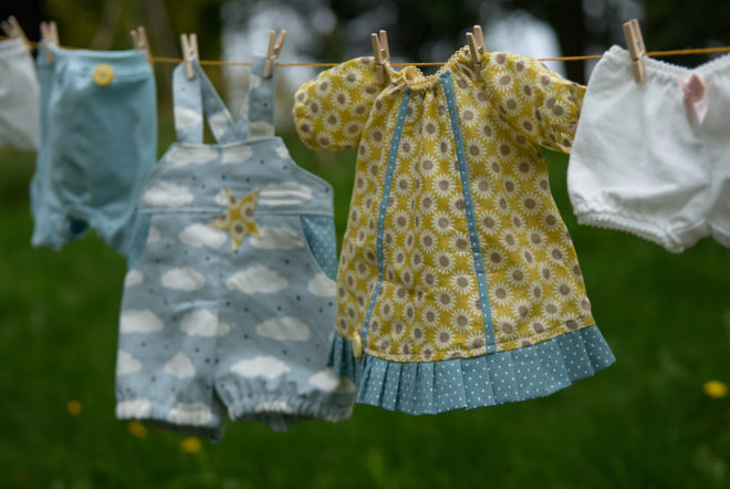Doll Clothes by Atelier Björkåsa