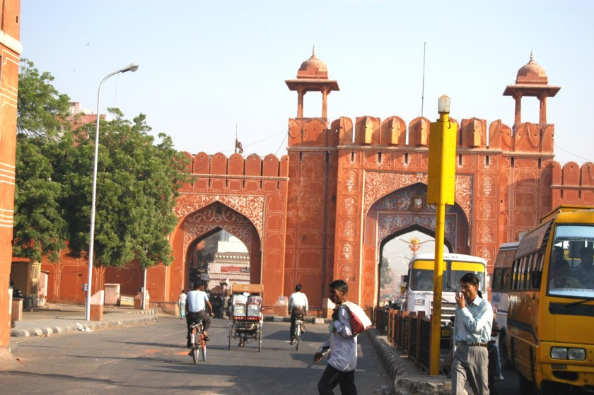 Entrance to Jaipur