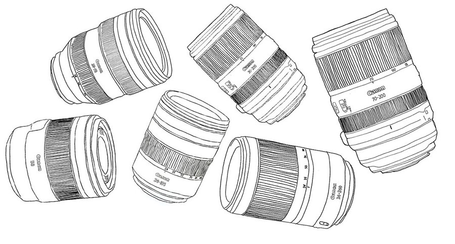 The Best Canon RF Lenses for Travel and Outdoor Photographers