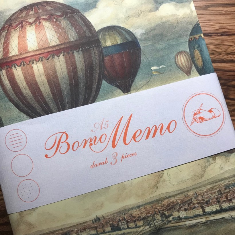 BomoArt - memobooks