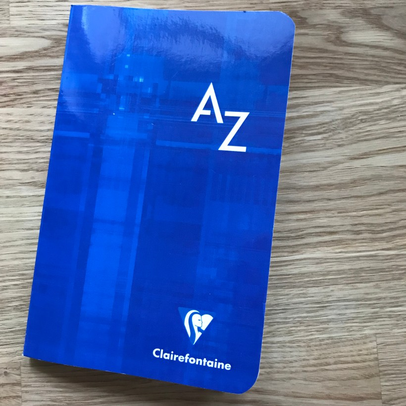 Clairefontaine a to z