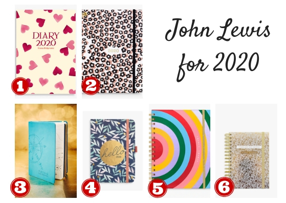 Countdown to 2020 – John Lewis | notesinabook
