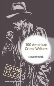Cover: 100 American Crime Writers