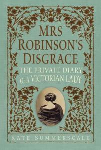 Cover: Mrs. Robinson's Disgrace