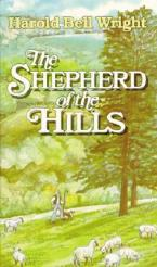 Cover: The Shepherd of the Hills