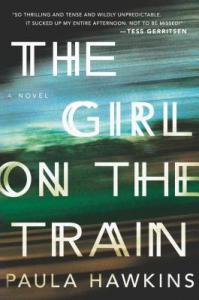 Cover: The Girl on the Train