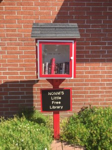Little Free Library, Puyallup, WA