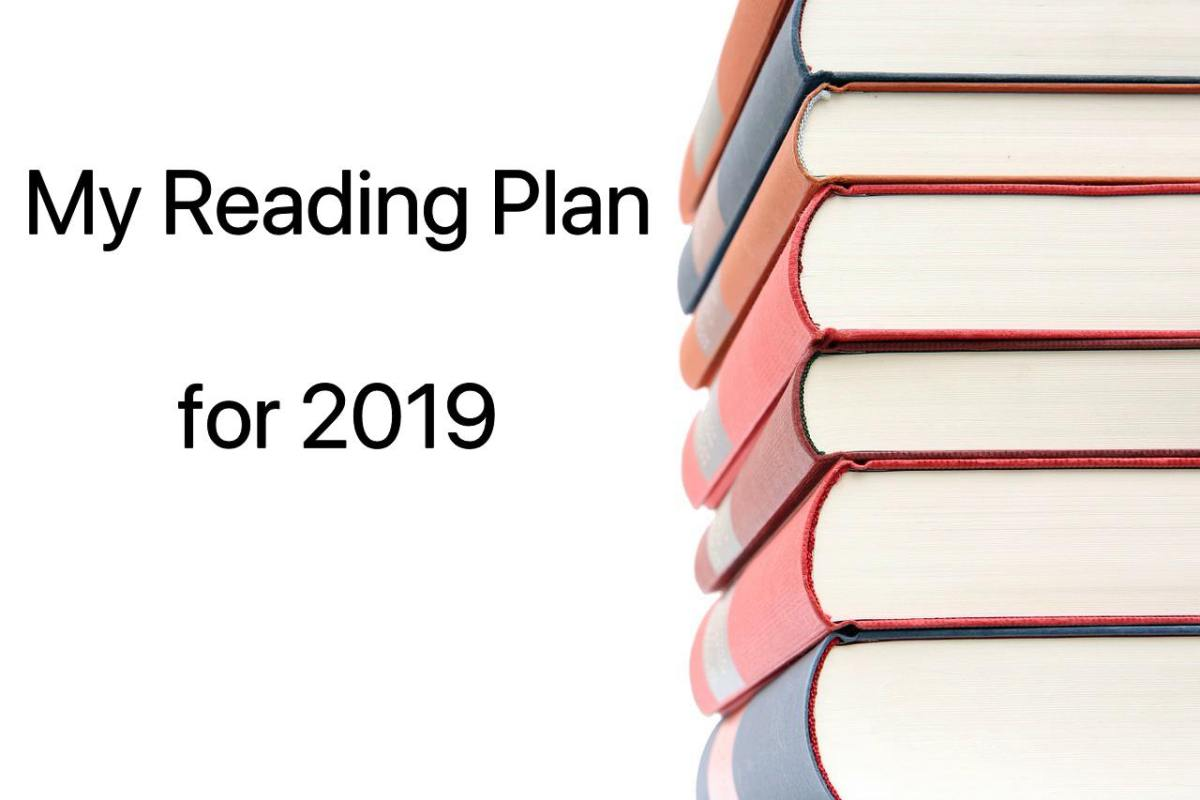 Did I Fulfill My Reading Plan for 2019?