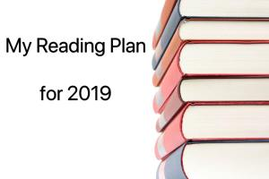 My Reading Plan for 2019