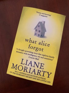 Cover: What Alice Forgot