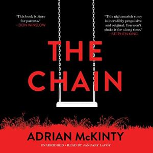 Cover: The Chain, Adrian McKinty
