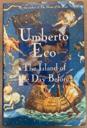 cover: The Island of the Day Before by Umberto Eco