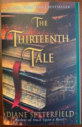 cover: The Thirteenth Tale by Diane Setterfield