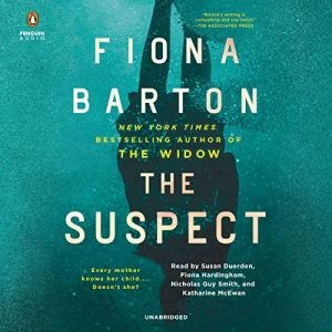 cover: The Suspect