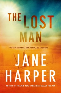 cover: The Lost Man