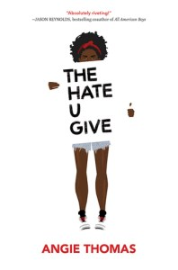 cover: The Hate U Give