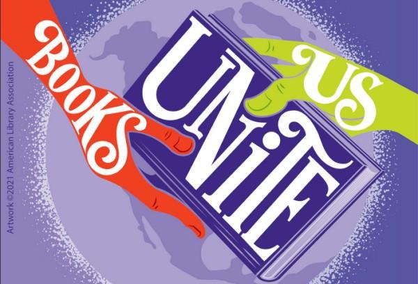 Poster: Books Unite Us