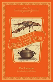Creole cookbook of 1901 New Orleans.