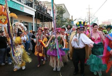Life in New Orleans is very different from anywhere else. Oh, you know it, babe!