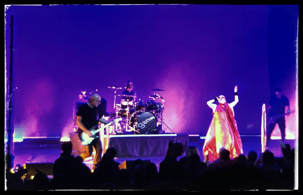 Garbage Live (Part 2) at Kings Theatre. Photo by Rick Stachura. October 27, 2018.