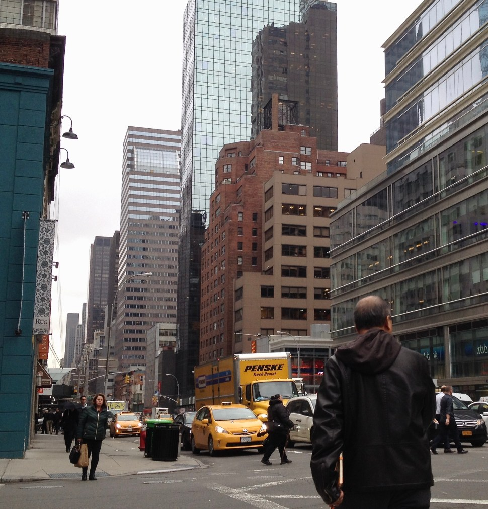 Photo by Rick Stachura. 3rd Avenue at East 59th Street. April 4, 2014.