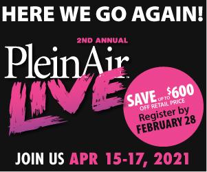 Plein Air Live