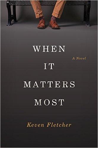 Keven Fletcher Author Interview