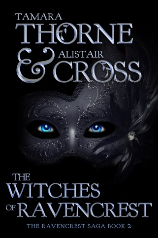 Witches of Ravencrest Thorne and Cross
