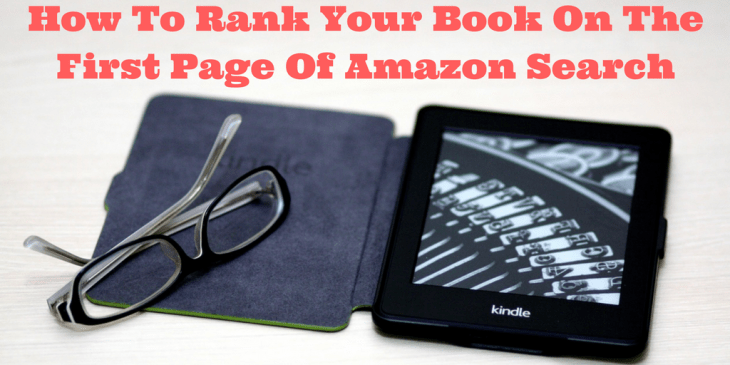 amazon book ranking tips