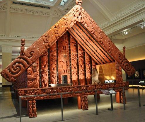 Maori Meeting House
