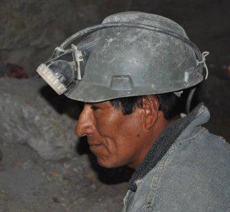 Cerro Rico Miner