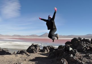 Eva Jumping