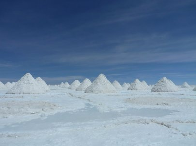 Farming salt