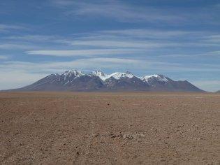 Volcano in Bolivia
