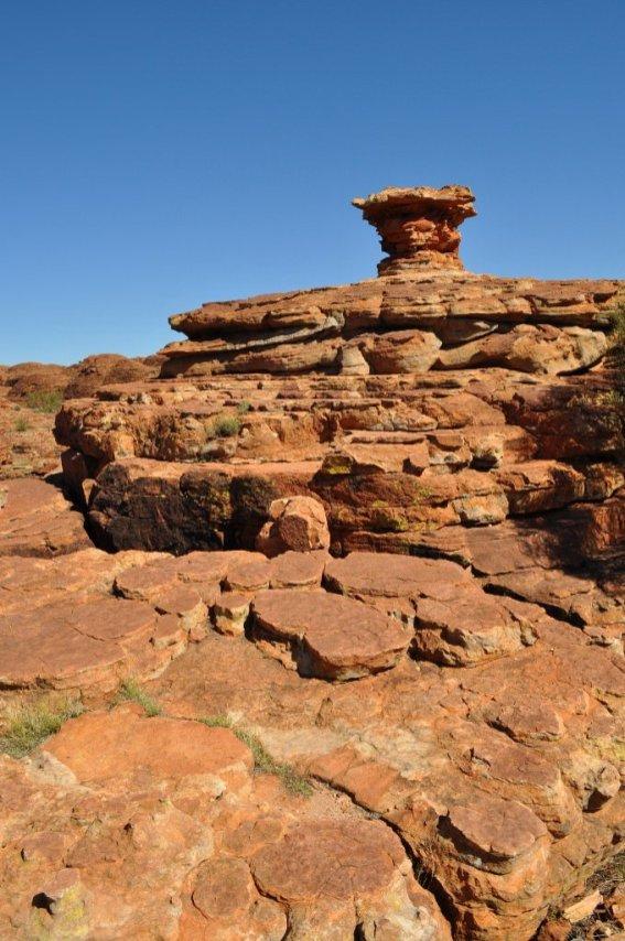 Aussie Red Rock